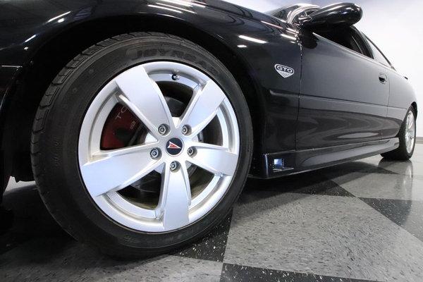 2005 Pontiac GTO  for Sale $11,995