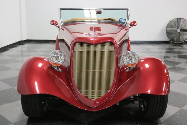 1934 Ford Cabriolet  for Sale $37,995