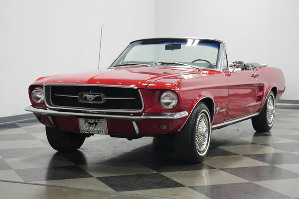 1967 Ford Mustang Convertible  for Sale $42,995