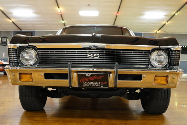 1972 Chevrolet Nova  for Sale $38,900