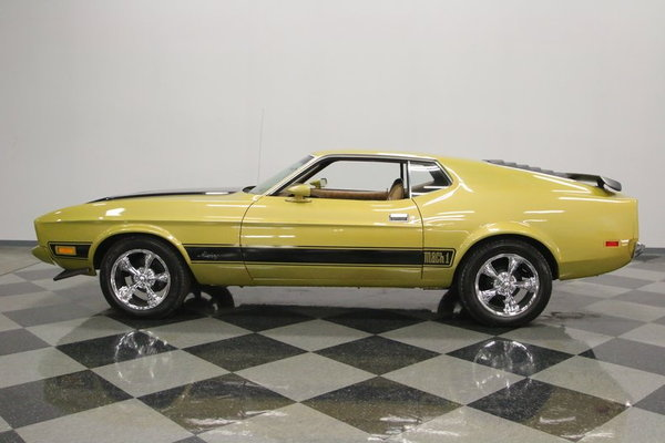 1973 Ford Mustang Mach 1  for Sale $28,995