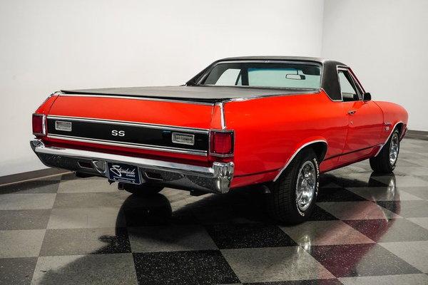 1970 Chevrolet El Camino SS 454 Tribute  for Sale $37,995