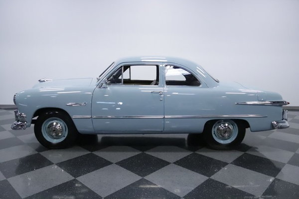 1951 Ford Deluxe Coupe  for Sale $16,995