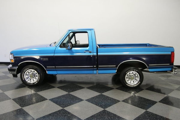 1994 Ford F-150 XLT  for Sale $12,995