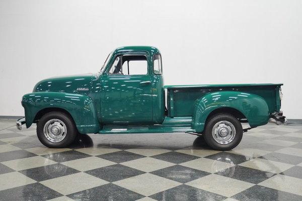 1951 Chevrolet 3100 5 Window  for Sale $32,995