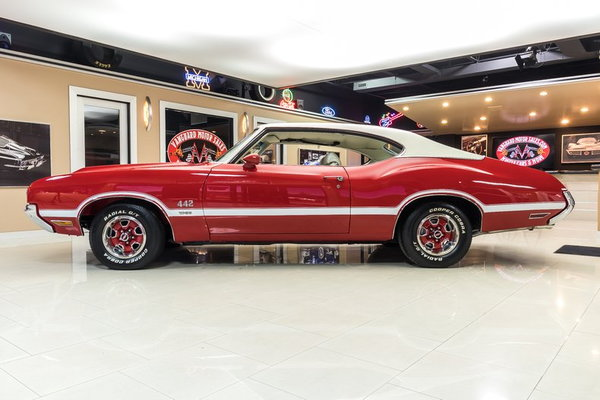 1970 Oldsmobile 442 W-30  for Sale $89,900