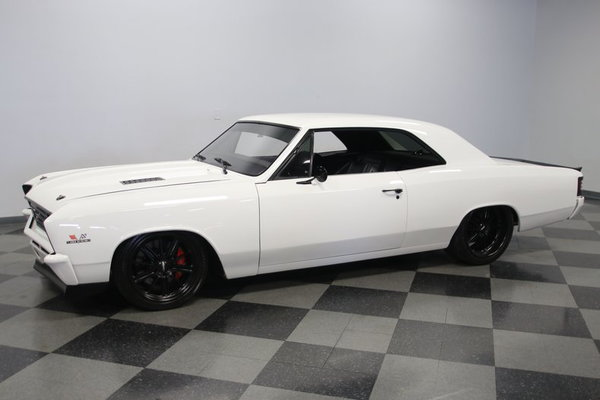 1967 Chevrolet Chevelle SS TWIN-TURBO 454 PRO TOURING  for Sale $179,995