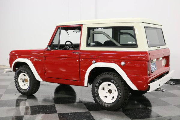 1968 Ford Bronco 4X4  for Sale $35,995