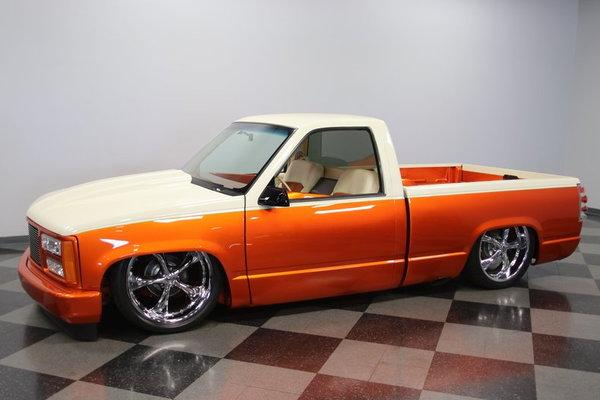 1988 Chevrolet Silverado 1500 LS1 Restomod Show Truck  for Sale $59,995