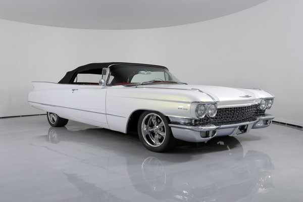 1960 Cadillac Series 62  for Sale $82,995