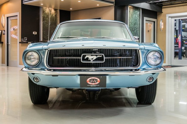 1967 Ford Mustang Fastback S-Code  for Sale $99,900