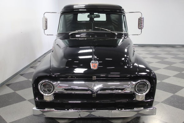 1956 Ford F-100 Panel Delivery Restomod  for Sale $102,995