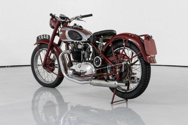 1948 Triumph 5T Speed Twin  for Sale $16,500