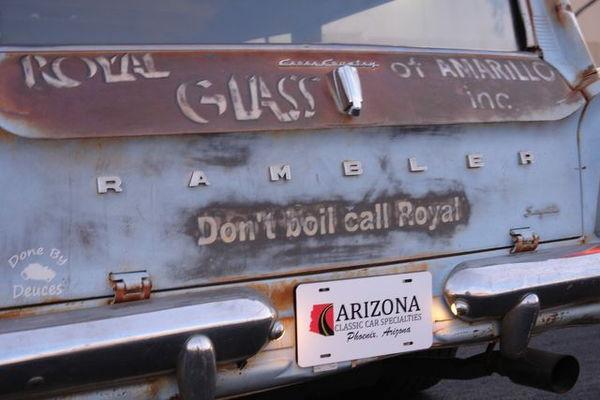 1960 AMC  Ranbler Wagon  for Sale $23,950