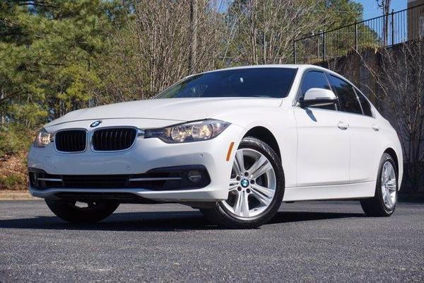 2017 BMW 3 Series  for Sale $25,994