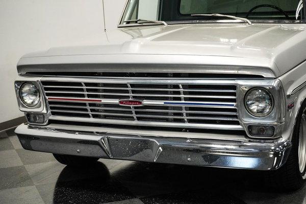 1969 Ford F-100 Ranger  for Sale $49,995