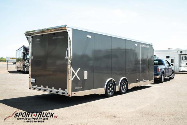 2020 ATC Trailers 24' Quest X