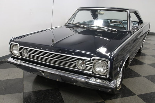 1966 Plymouth Satellite Hemi 426  for Sale $69,995
