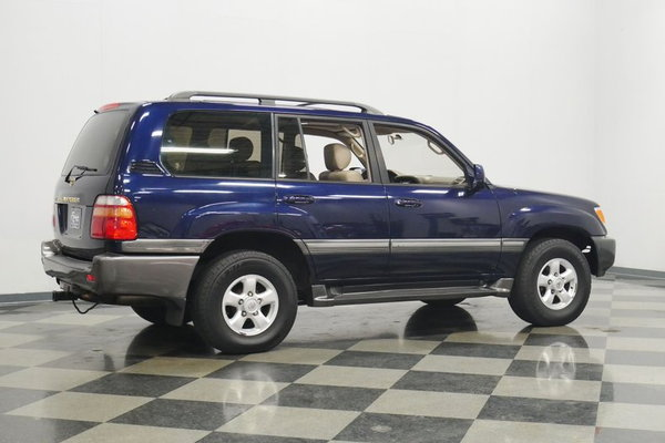 2000 Toyota Land Cruiser  for Sale $16,995