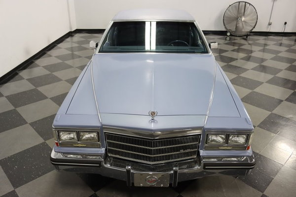 1984 Cadillac Fleetwood Brougham  for Sale $18,995
