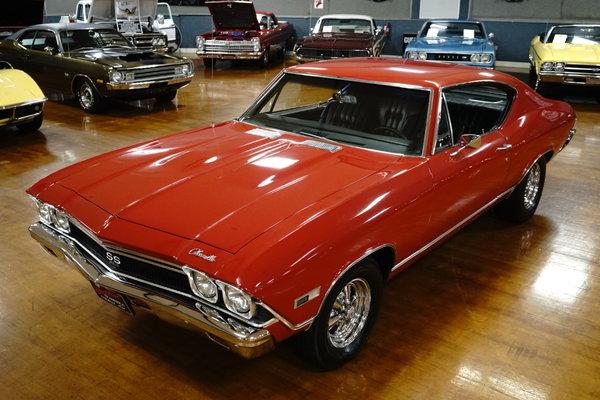 1968 Chevrolet Chevelle  for Sale $39,900