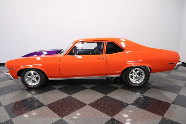 1970 Chevrolet Nova Pro Street  for Sale $29,995