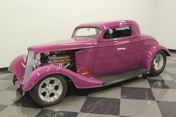 1934 Ford Coupe  for Sale $33,995