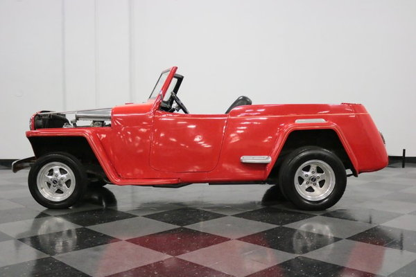 1948 Willys Jeepster Roadster  for Sale $11,995