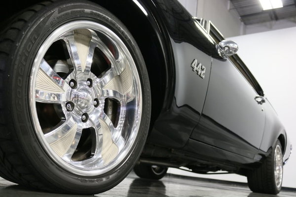 1969 Oldsmobile Cutlass 442  for Sale $39,995