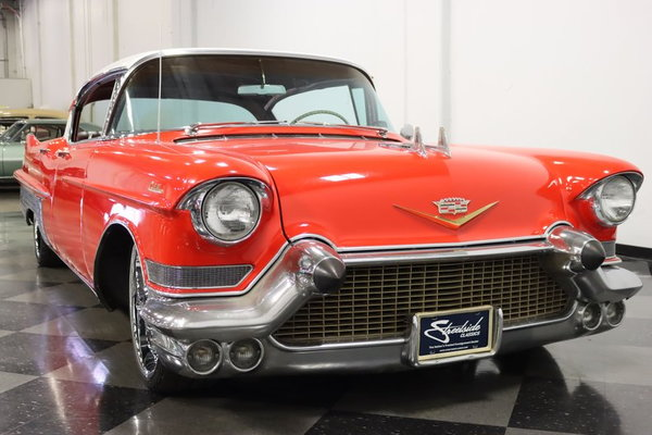 1957 Cadillac Fleetwood Series 60  for Sale $47,995