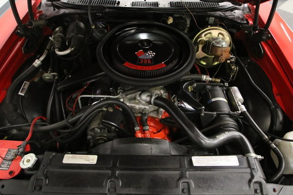 1970 Chevrolet Chevelle SS  for Sale $53,995
