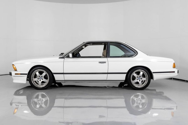 1988 BMW 635csi  for Sale $12,995