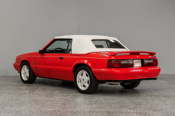 1992 Ford Mustang LX Summer Ed  for Sale $21,995