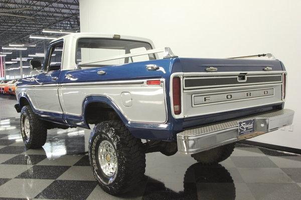 1979 Ford F-150 Custom 4X4  for Sale $23,995
