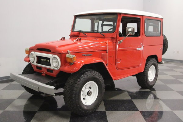 1976 Toyota FJ40  for Sale $32,995