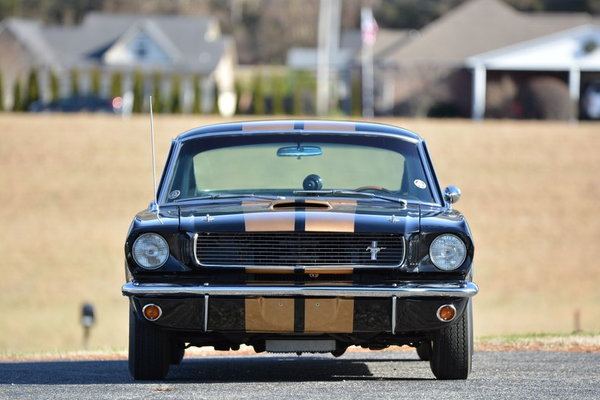 1966 Shelby GT350-H  for Sale $166,000