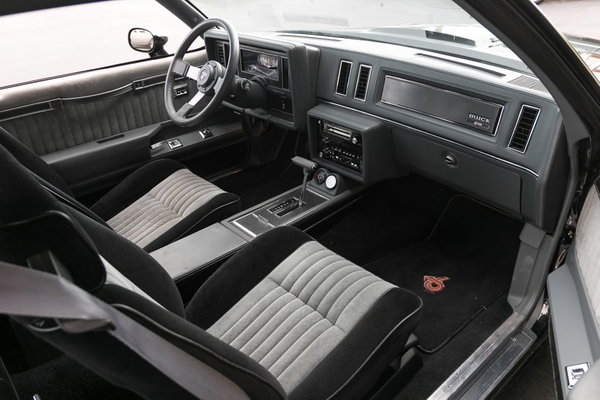 1987 Buick Grand National Coupe  for Sale $32,995