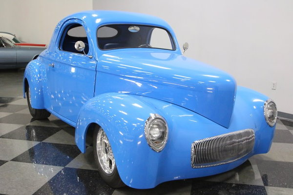 1941 Willys Coupe  for Sale $59,995