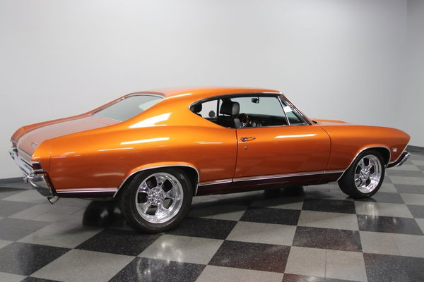 1968 Chevrolet Chevelle 454 Procharged  for Sale $62,995