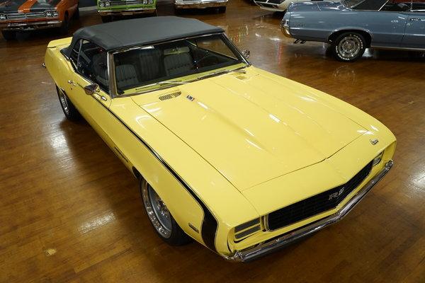 1969 Chevrolet Camaro  for Sale $64,900