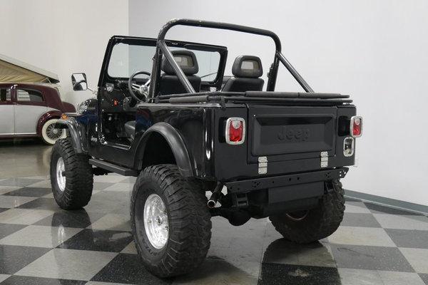 1985 Jeep CJ7  for Sale $27,995