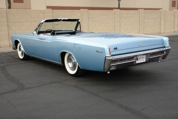 1966 Lincoln  Continental  for Sale $47,950