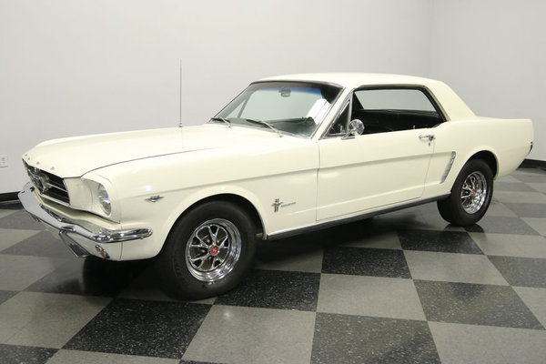 1965 Ford Mustang Coupe  for Sale $27,995