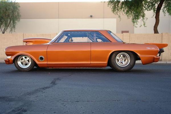 1963 Chevrolet  Nova  for Sale $59,950