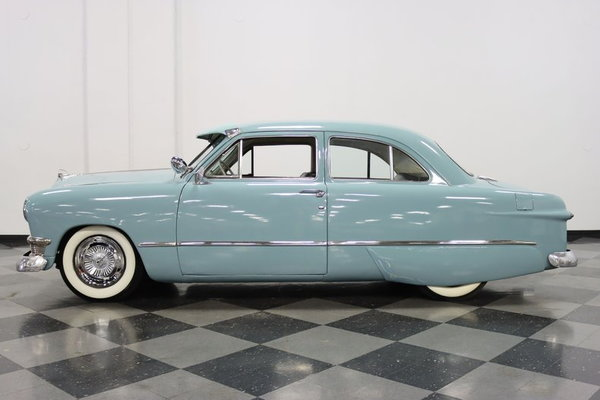 1950 Ford Custom Deluxe  for Sale $15,995