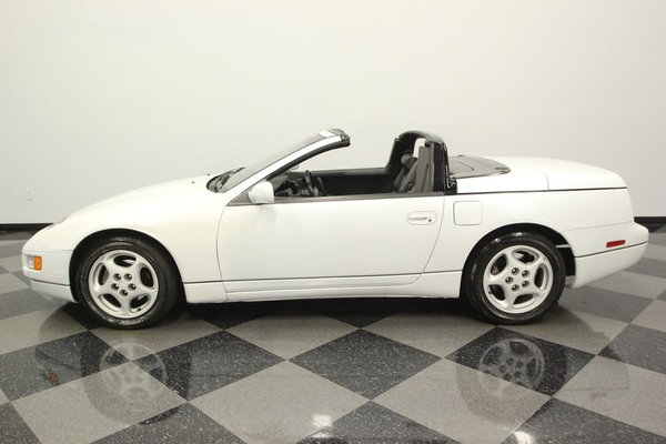 1996 Nissan 300ZX Convertible  for Sale $12,995