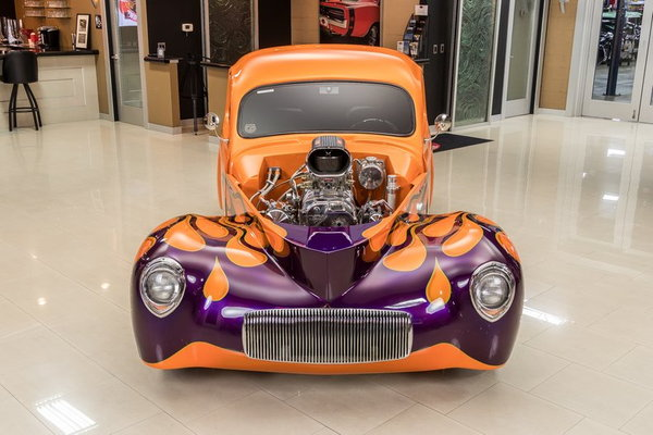 1941 Willys Coupe Street Rod  for Sale $79,900