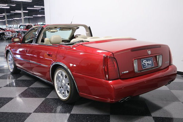 2004 Cadillac DeVille Convertible Coach Builders Limited  for Sale $18,995