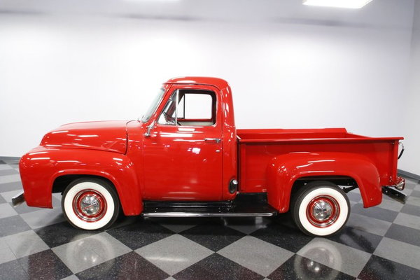 1955 Ford F-100  for Sale $44,995