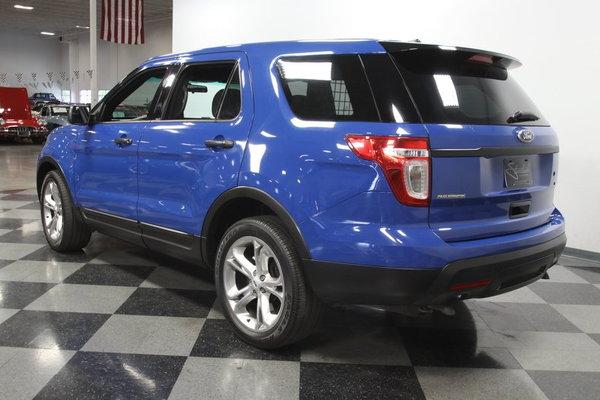 2015 Ford Explorer Police Interceptor  for Sale $14,995
